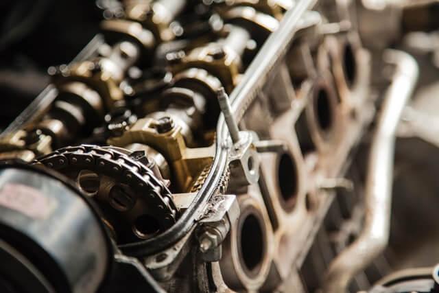 Услуги по капремоту двигателей